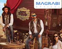 Magrabi Optical 'New Trends' regional Campaign