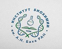 Логотип для Института биохимии им. А.Н.Баха РАН