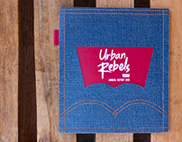 Urban Rebels: Levi's Annual Report Design