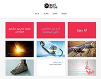 HAMZA CHORFI Portfolio Home Page