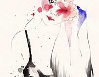 Roses / Violet