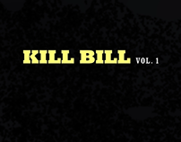 Kill Bill Opening Title Sequence