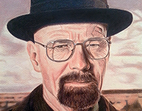 Heisenberg Illustration