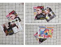 Various Design & Print 2013 - 2014