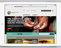 Mondo Verde, Website