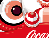 Coca-Cola® 2014 Lion Dance Packaging