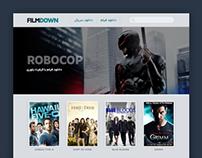 FILMDOWN Wordpress Theme
