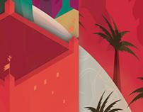 Poster Design FALLAS 2014