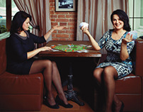 Photo project #4 (Business vs woman)