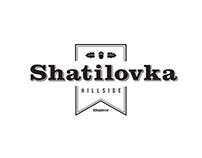 Shatilovka Hillside branding