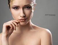 Art make-up photos
