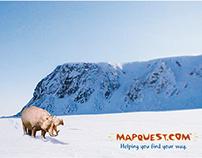 Mapquest.com Ads