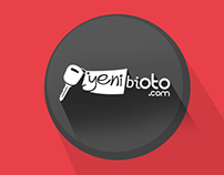 Yeni Bi Oto - Logo Design