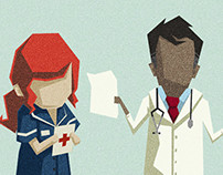 Healthcare Characters