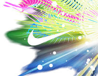 Nike Running // S/S 2011 Graphics
