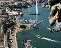 Geneva under attack