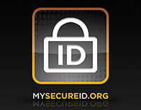 BRAND: MY SECURE ID LOGO