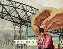 Sin progreso. (Digital and handmade textures - 2010)