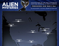 APP: ALIEN MYSTERIES ON FACEBOOK