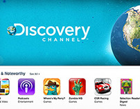 APP: DISCOVERY APP ON ITUNES