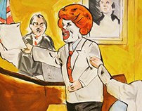 Mc. Law Suit