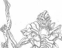 Asymmetrical-BOT / Drawing