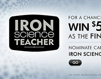 AD: IRON SCIENCE TEACHER
