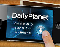 AD: DAILY PLANET