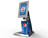 Pepsi Touch Tower