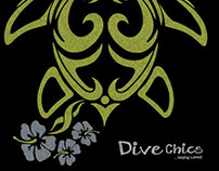 Shirt Designs for Dive Chics - Part 2