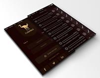 Piano bar Flamingo - iOS App