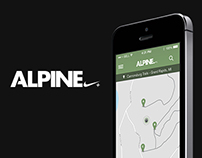 Nike Alpine: Mountain Biking App