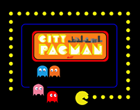 City PacMan by Bixi