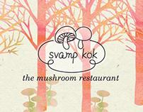 Svamp Kok the mushroom restaurant