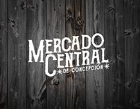 Mercado Central de Concepción - Propuesta de Identidad