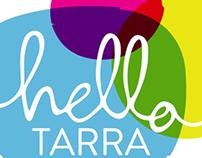 Hello Tarra Rebrand