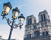 A very short short trip to Paris