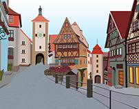 German Town