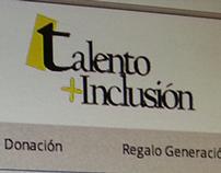 Talento+Inclusión Pontifica Universidad Católica