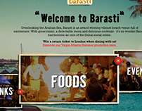 Barasti Beach Club UAE