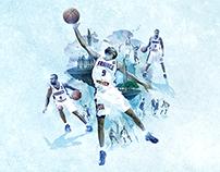 Eurobasket 2015 / Tony Parker