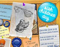 Sikh Children Day Poster