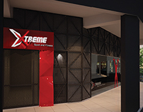 Extreme Fitness (Sports & Gym Centre)