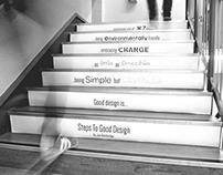 Steps To Good Design- Design Manifesto