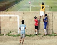 VIVA + Manchester United Soccer Schools 2014