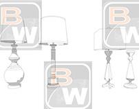 Lamp design - workshop drawings