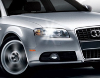 Audi Brochure - College Project
