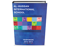Al hussan cover yearbook