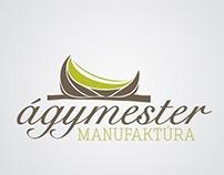 Ágymester Manufaktúra - logo concept