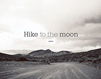 Hike to the moon